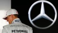 Der Rekordweltmeister beendet nach dieser Saison seine Karriere: Michael Schumacher