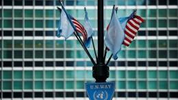 "Washington: Migrationspakt geht ""zu Lasten des souveränen Rechts"""
