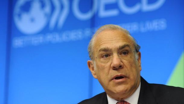 OECD-Chef: Deutschland kein Vorbild mehr