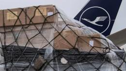 Lufthansa Cargo testet Kompost-Treibstoff