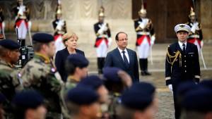 Hollande: Unsere Freundschaft beflügelt Europa