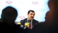 Der neue Vorsitzende der Ditib, Kazim Türkmen, spricht über die Zukunft des deutschen Islam-Dachverbands