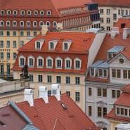 Für den Osten recht teuer: Die Altstadt in Dresden