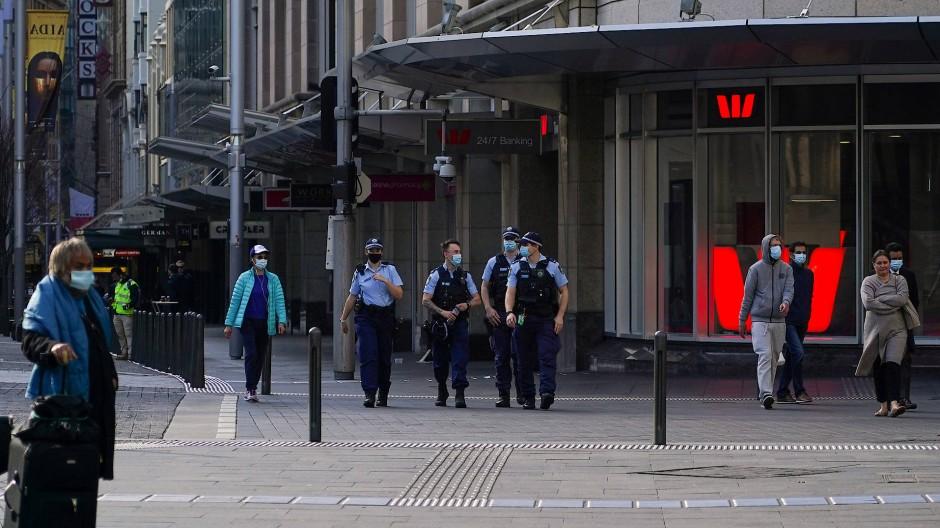 Sydney erlebt derzeit die dritte Woche in einem verschärften Lockdown.