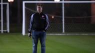 Fester Standpunkt: Axel Hellmann will die Eintracht weiterentwickeln. Dazu sucht er mehr Platz für den Verein.