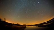 Gülpe glüht: Noch schöner als Brillianten funkeln die Sterne am Himmel, weil es hier so dunkel ist.