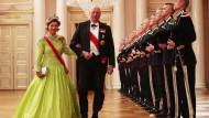 Königlicher Doppelgeburtstag in Oslo