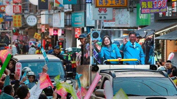 Wie Taiwan vom Handelsstreit profitiert