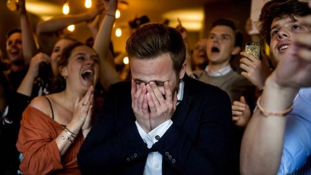 Sozialdemokraten überraschen
