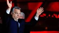 Orbán gewinnt Wahl