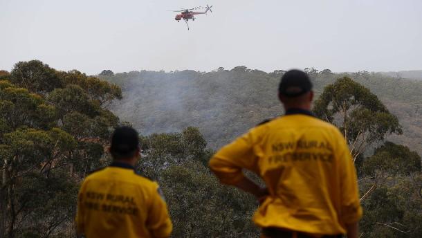 Neue Hitzewelle rollt auf Australien zu