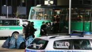 Polizei führt Großaktionen in Erstaufnahmen durch