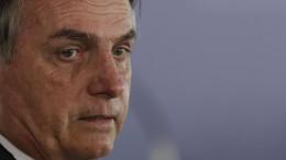 Bolsonaro: Merkel soll lieber Deutschland aufforsten