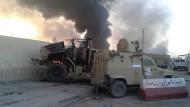 Amerikanische Regierung reagiert alarmiert auf Eroberung Mossuls