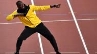 Zukunftspläne des Sprinters: Usain Bolts Pläne bei Borussia Dortmund