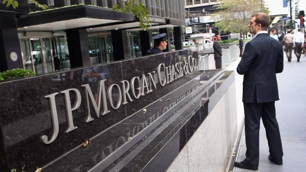 Jp morgan trading system