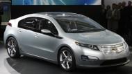 General Motors entwickelt auch ein Elektroauto