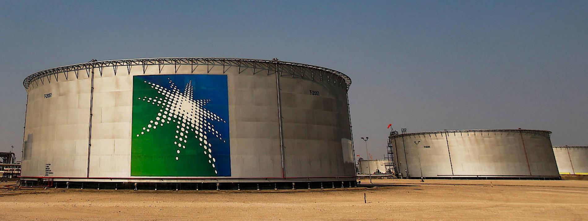 Saudi Aramco leidet unter dem Verfall des Ölpreises