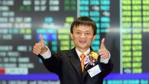 Alibaba-Anleger riskieren viel