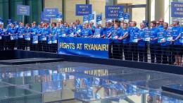 Ryanair-Streik ein Erfolg