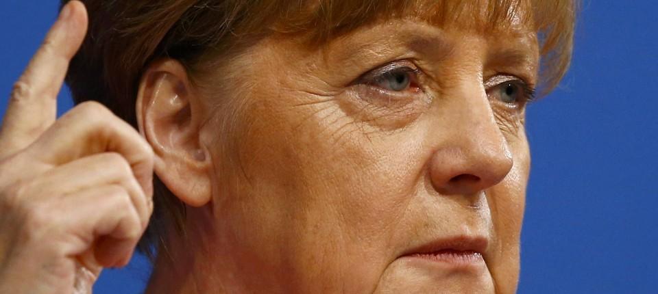 Merkel will mehr und schnellere Abschiebungen