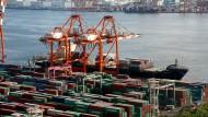 Hafen von Tokio