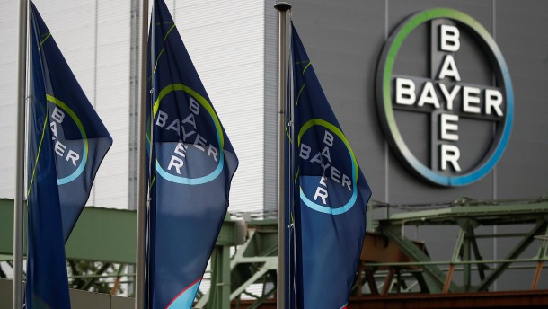 Bayer muss Milliardenverlust hinnehmen