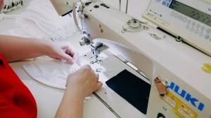 Unterstützung für Schutzmasken-Produktion in Deutschland