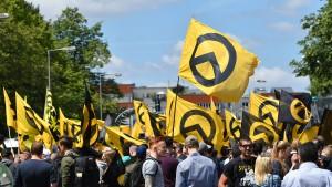 """Verfassungsschutz stuft """"Identitäre"""" als eindeutig rassistisch ein"""