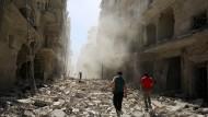 Was wir in Syrien erleben, ist Barbarei