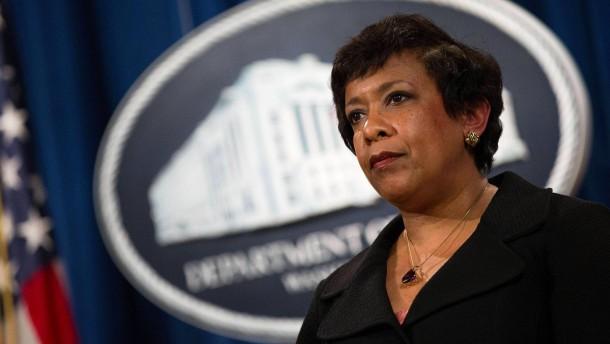 Amerikanisches Justizministerium verklagt North Carolina