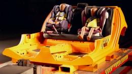 Airbag für Kindersitze