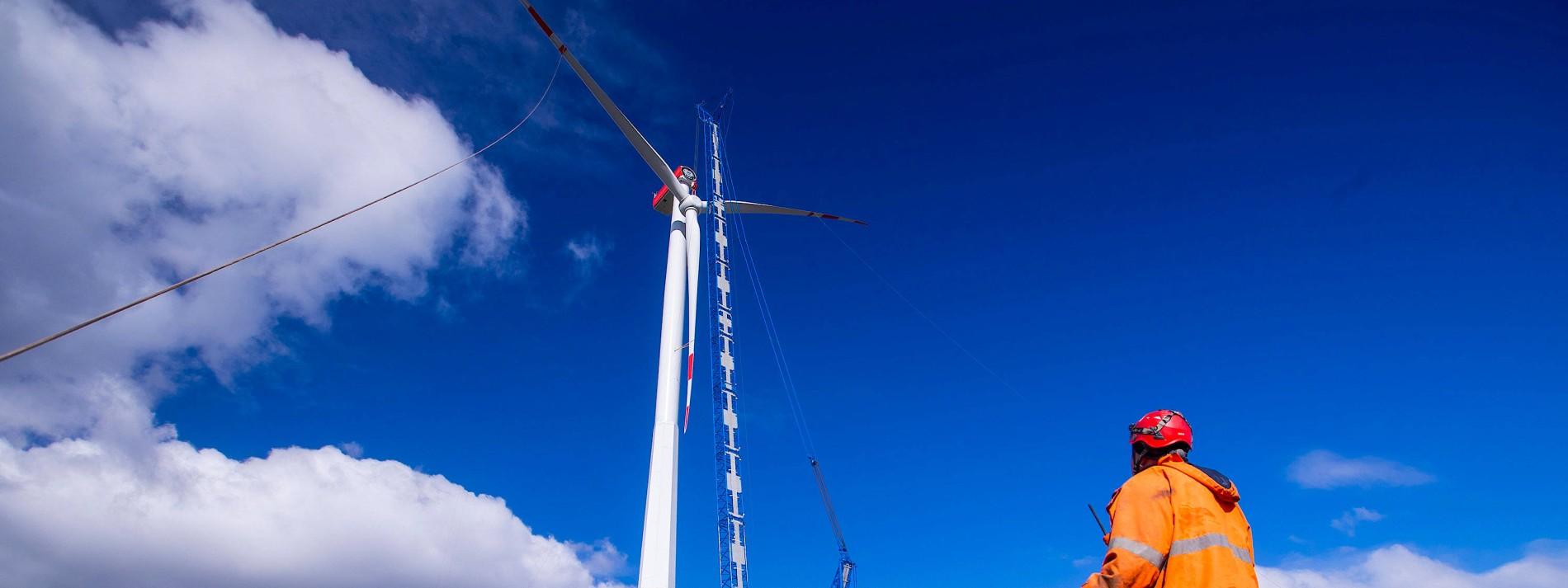 Bund und Länder einig über mehr Windkraftanlagen auf See