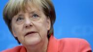 Merkel gesteht Fehler bei Flüchtlingskrise ein