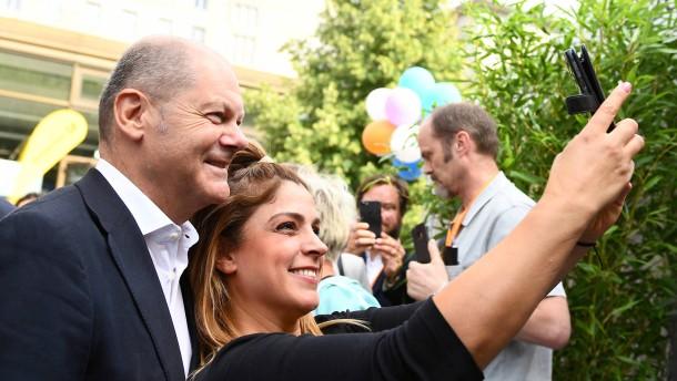 Scholz will bald Partnerin für Parteivorsitz vorstellen