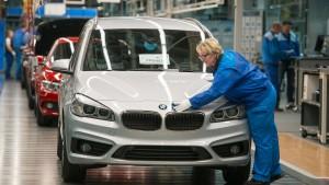 """Deutschlands Wirtschaft ist """"zu stark"""" – warum?"""