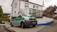 Reichsbürger schießt Polizisten in Franken nieder