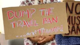Trump wird wieder von Gericht gestoppt
