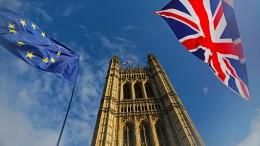 Schicksalstag in Westminster