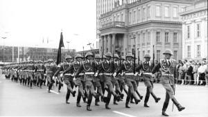 Geheimverhandlungen schon mit der DDR