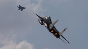 Israel fliegt Luftangriff auf Gazastreifen