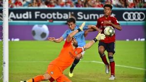 FC Bayern verliert auch gegen Manchester City