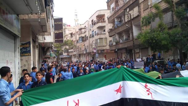 UN machen Assad für Angriff auf Zivilisten verantwortlich