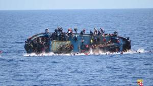 Immer mehr Menschen flüchten über das Mittelmeer