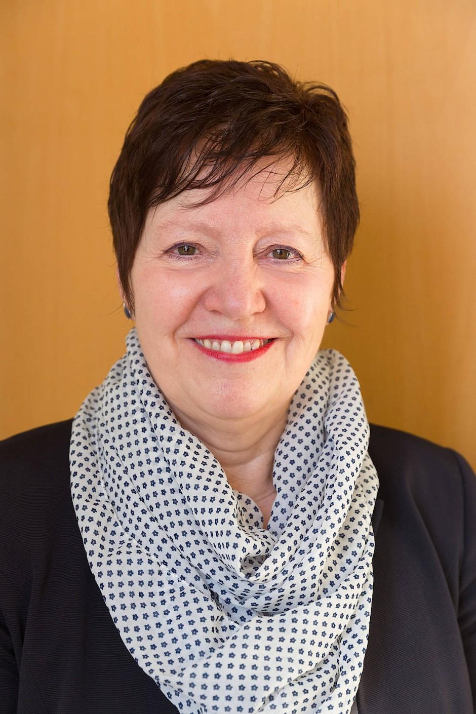 Amtsinhaberin Cornelia Rück (SPD)