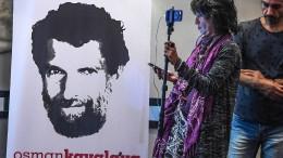 Türkei bestellt wegen Aktivist Kavala zehn Botschafter ein