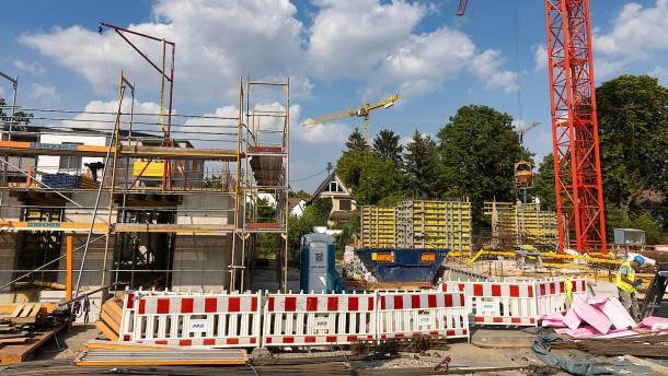 100 Millionen Euro für Frankfurter Stadtteile