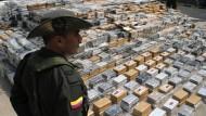 Container enthält anstelle von Ananas-Dosen sieben Tonnen Kokain