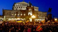 Anführer Bachmann tituliert Regierung als Berliner Diktatoren