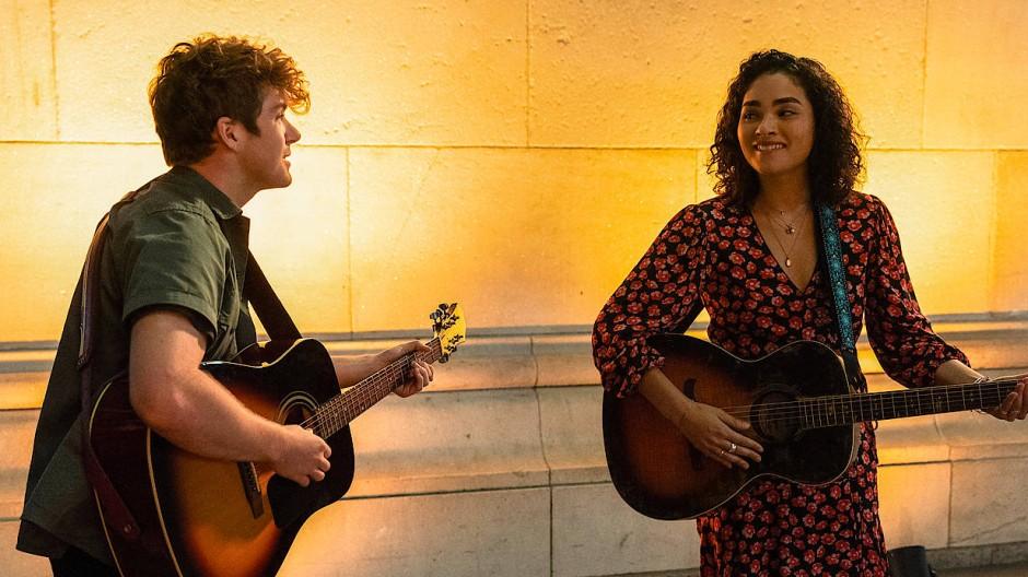 Little Voice feiert am Freitag auf Apple TV Premiere.